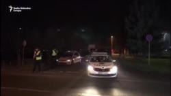 Policija odvodi muškarce deportovane po međunarodnim potjernicama iz Sirije u BiH