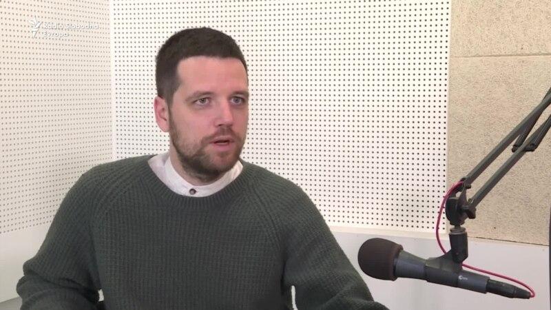 Balunović: Ne mogu da čitam Hegela dok se protestuje na ulicama