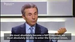 Georgia's Ivanishvili Says 'Patience' Needed For EU/NATO Hopes
