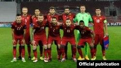 Հայաստանի ֆուտբոլի ազգային հավաքականը, լուսանկարը՝ Հայաստանի ֆուտբոլի ֆեդերացիայի կայքէջից