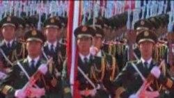 Парада во Пекинг
