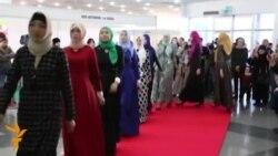 28.11.2014 Ревија на муслиманска мода во Казахстан