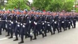 9 мая в Севастополе: «Бессмертный полк» и парад техники (видео)