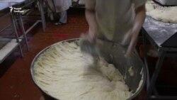 Грузін 20 гадоў пячэ хлеб у Горадні