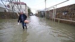 Azerbaijan Hit By Floods