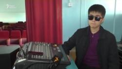 Незрячий певец из Кызылорды