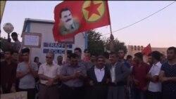 Kurdski demonstranti protiv turskog bombardovanja