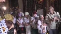 Ukraine Commemorates 1,000-Year Legacy Of Christianity