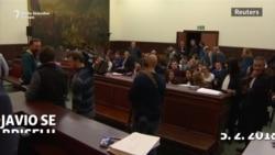 Jedini preživjeli terorista na sudu u Briselu