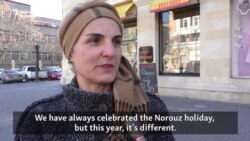 In Azerbaijan, Economy Casts Shadow Over Norouz Holiday