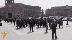19.03.2015 Протести во Ерменија, враќање на раселени во Пакистан