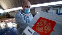 Russians are going to vote across the country from September 17-19. (file photo)