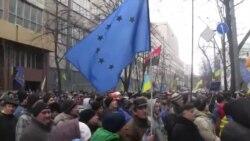 Майданівці пікетували офіс сина Януковича