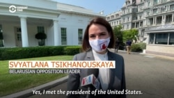 Belarusian Opposition Leader: Biden 'Not Indifferent' To Belarus