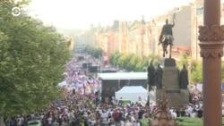 Proteste masive la Praga împotriva premierului ceh