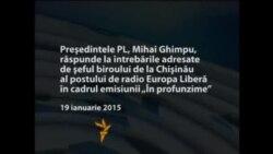 ÎnPROfunzime: cu Mihai Ghimpu