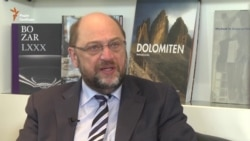 Мартін Шульц: ми мусимо підганяти Україну на шляху ґрунтовних реформ