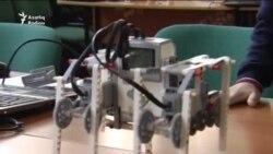 Уфада роботехника беренчелеге узды