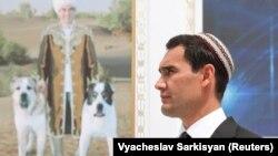 Сердар Бердымухамедов.