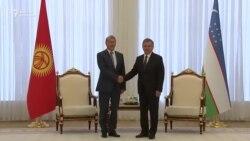 Атамбаев завершил госвизит в Узбекистан