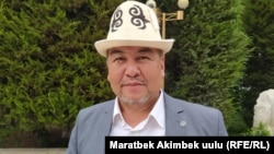 Султан Абдырахманов