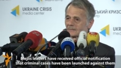 Dzhemilev: Hundreds Of Crimean Tatars Prosecuted For Illegal Border Crossing