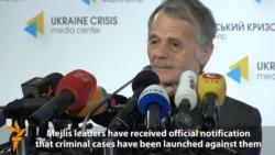Dzhemilev: Hundreds Of Crimean Tatars Prosecuted For Illegal Border Crossing