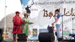 """""""Бөек Болгар"""" фестивале. Сәүдәгәрләр"""