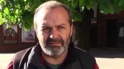 Вопрос Шендеровича Войновичу
