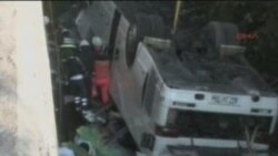 Deadly Bus Crash In Turkey
