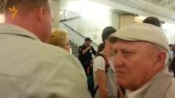 Пожежа у московському метро зсередини