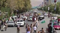 یادبود از قهرمان ملی در کابل، ۳ انفجار و قتل یک افسر