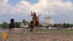 Догонят ли американские ковбои кыргызских девушек?
