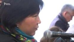 Атамбаев: Кой-Ташта үй салган жер тилкеси мыйзамдуу
