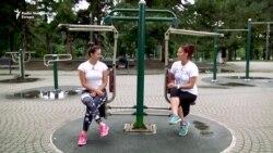 'Da se zna': Sportom protiv stresa