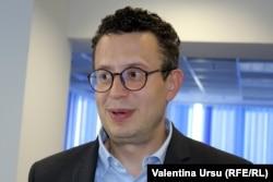 Vadim Pistrinciuc, director executiv al Institutului pentru Inițiative Strategice