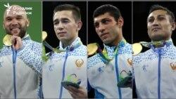 Рио-2016: Тўртта олтин ва бир Олимпия рекорди