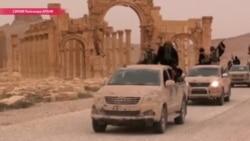 """4 тысячи боевиков """"ИГ"""" захватили Пальмиру, пока войска Асада брали Алеппо"""