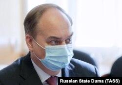 Ambasadorul Federtației Ruse în SUA, Anatoli Antonov, martie 2021