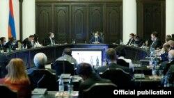 Վարչապետ Նիկոլ Փաշինյանի հանդիպումը Հայաստանում հավատարմանգրված դեսպանների հետ։ 12-ը հոկտեմբերի, 2020
