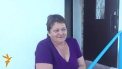 Натальля Сафронава, старшыня жыльлёвага каапэратыву ў вёсцы Залесьсе