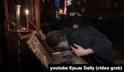 «Дари волхвів» в Сімферополі, 31 січня 2014 року