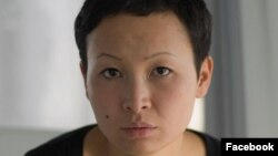 Kyrgyzstan Bishkek Umay Arykova civil activist