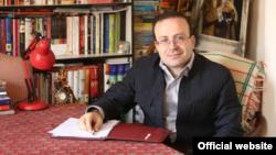British-Iranian anthropologist Kameel Ahmady (file photo)