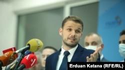 Draško Stanivuković, gradonačelnik Banje Luke