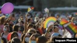 Bucharest Pride, 14 august 2021