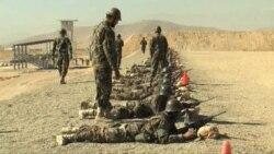 Afghan Recruits Prepare For Guerrilla War