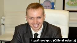 Экс-заместитель главы российской администрации Евпатории Кирилл Вавренюк
