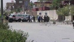انفجار موتربم در شهر کابل