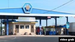 Пункт пропуску «Сеньківка» в Чернігівській області
